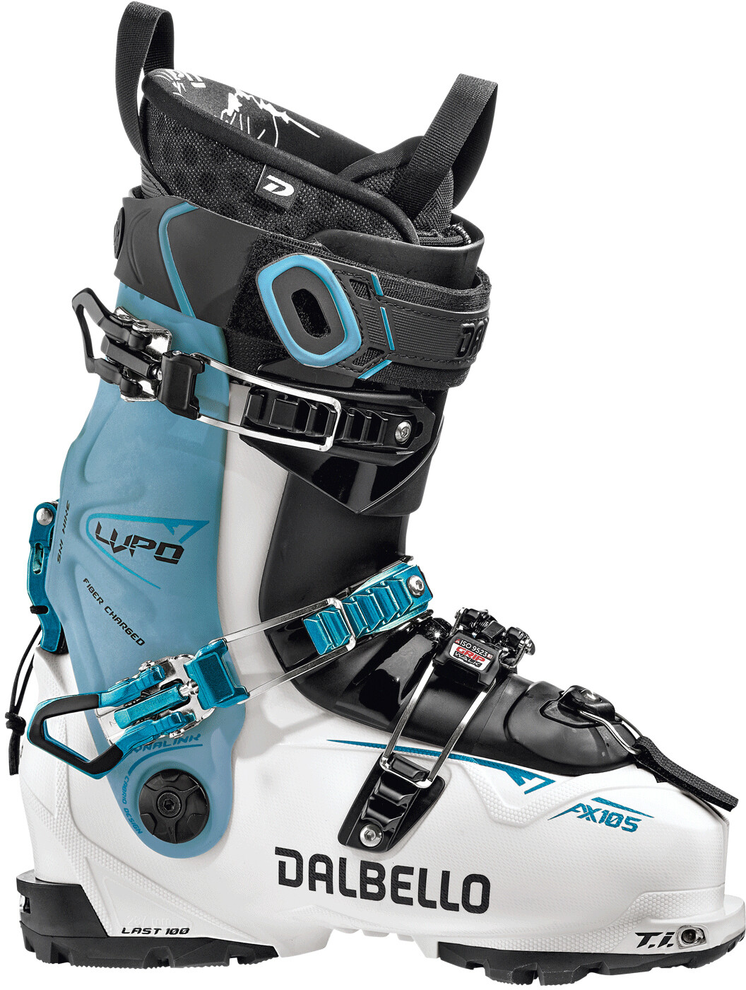 Dalbello Lupo AX 105 W ID Ski Shoes White